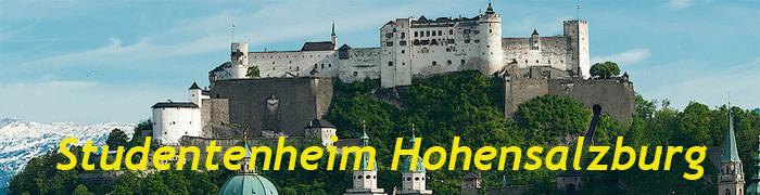 Studentenheim Hohensalzburg